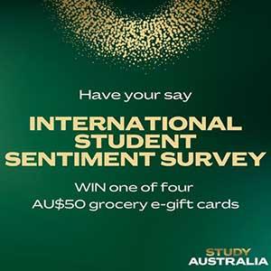 International Student Sentiment Survey