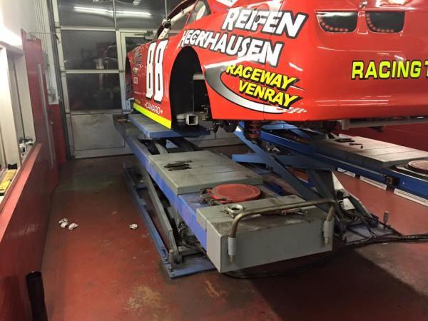 Der LMV8 wird überholt © Racingteam Heckhausen