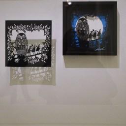 "Exhibition Tomi Ungerer Forever - ""Dentelle de Brigand"", Antoine Guilloppé"