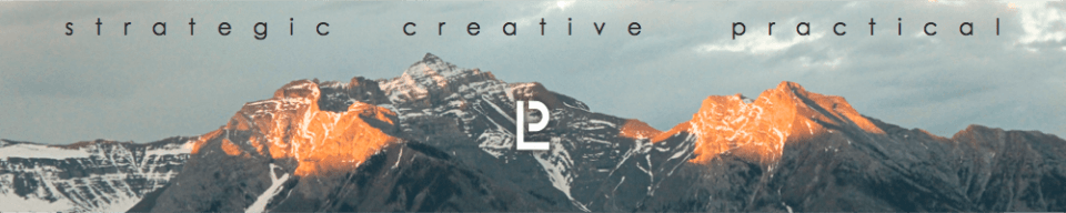 Leadout Projects home, strategic planning, creative, practical websites