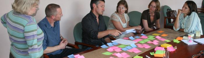 strategy planning with Leadout Projects