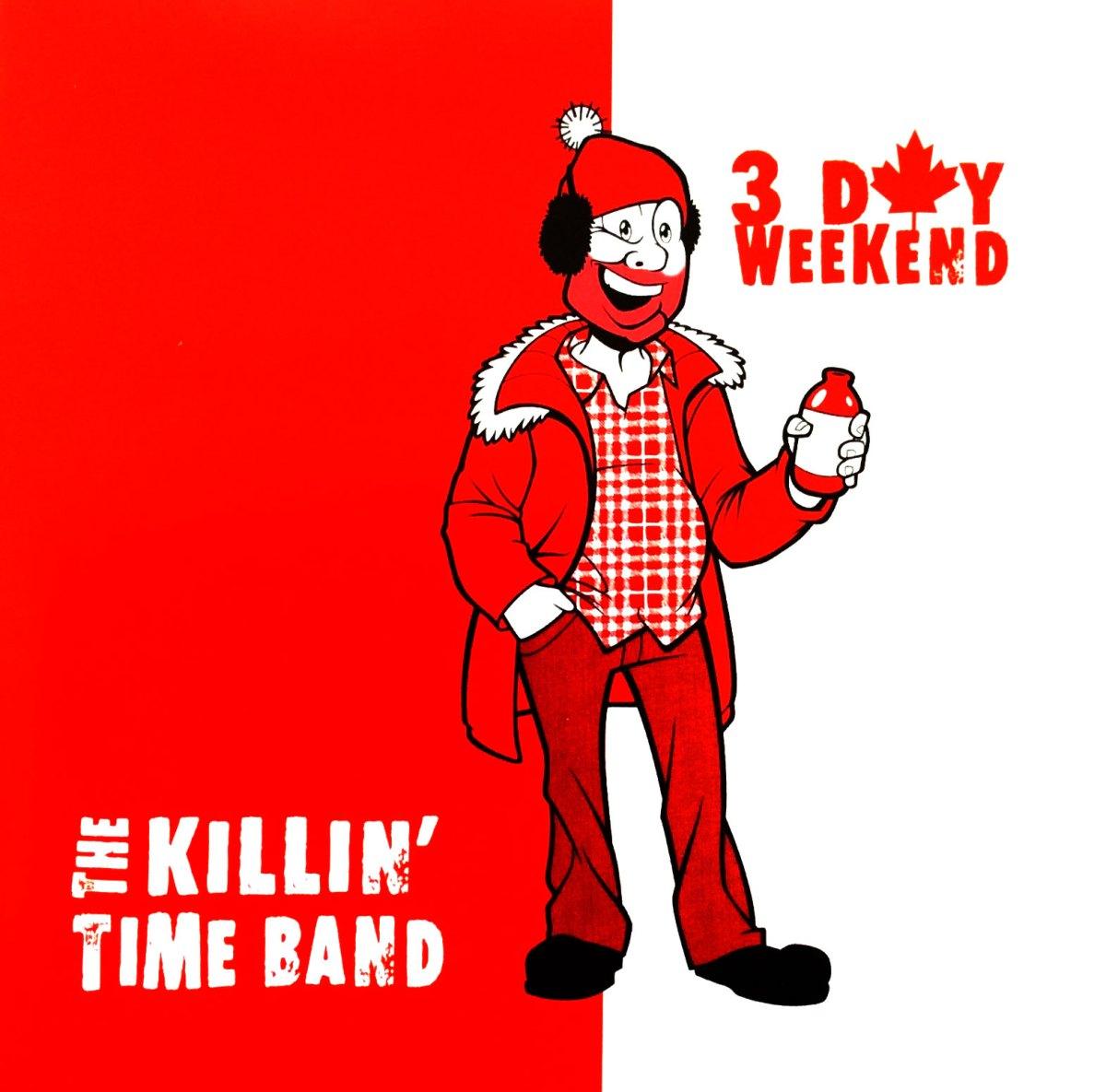 Killin-Time-band