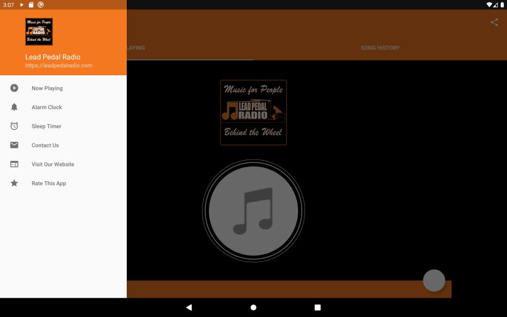 10Tablet App Screenshot