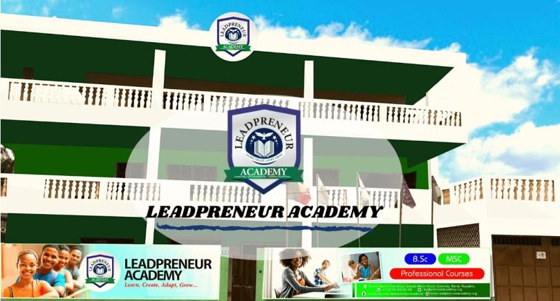 leadpreneur academy benin republic