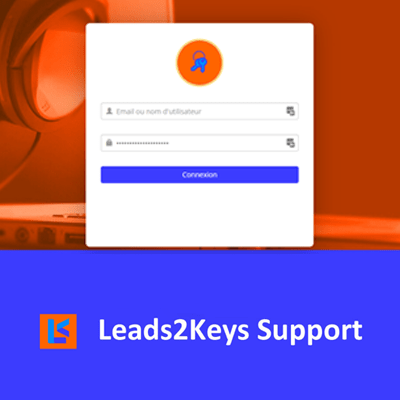 Leads2Keys.com le support