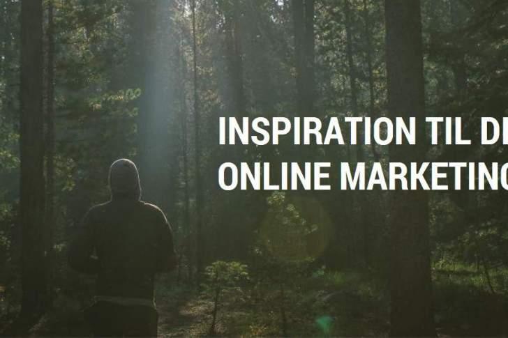 Inspiration online marketing 2015