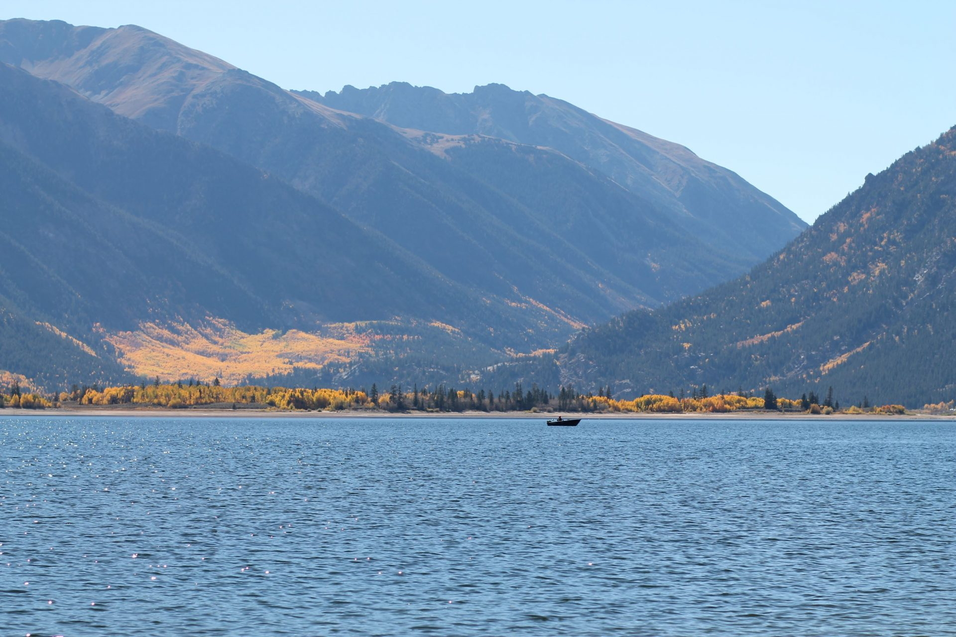 Unwind and relax archives leadville colorado for Fishing lakes in colorado
