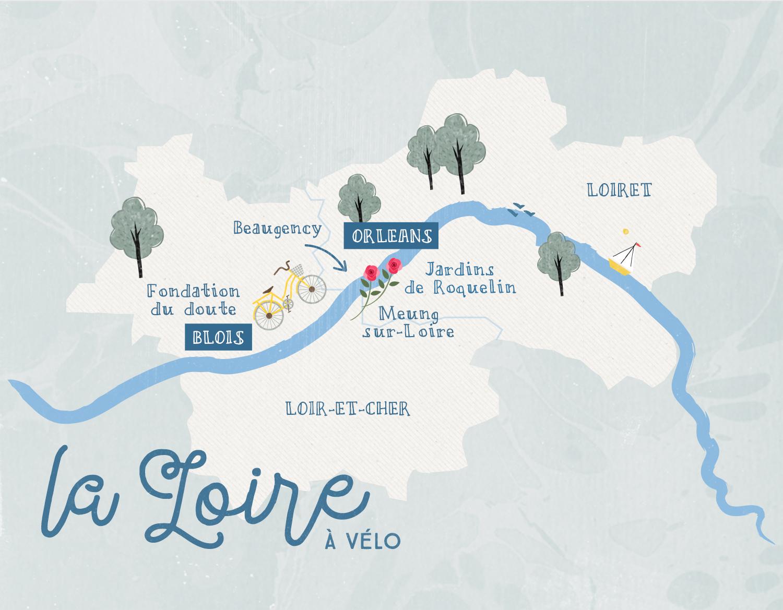 La Loire Vlo De Blois Orlans Partie 1 Leaf