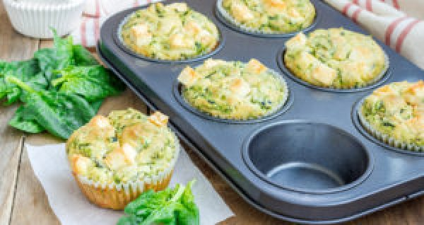 Delicious Veggie Omelet Muffins Recipes for Egg Lovers