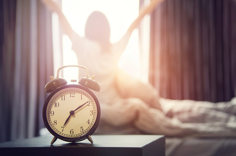 plan your wake-up call