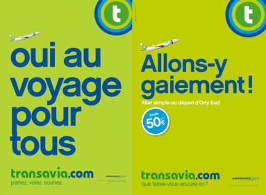 Transavia - Mariage gay