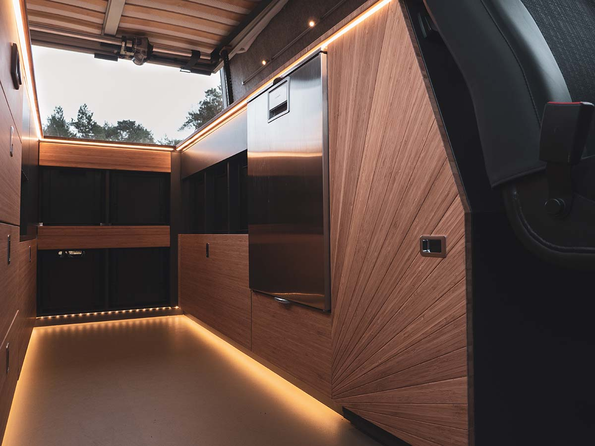 Campervan Mercedes 4x4 10 kopiëren