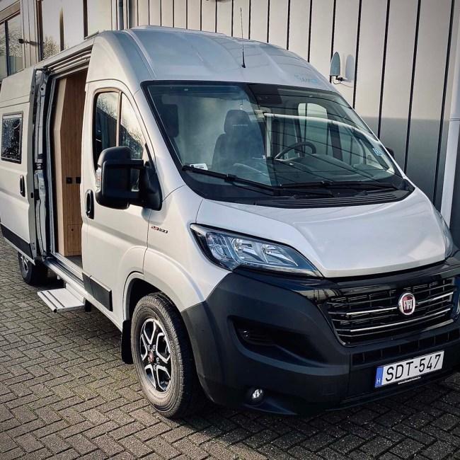 Maatwerk camper Fiat Ducato, camperbus, camperbouw 13