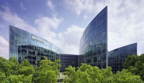 Как изменились здания офисов известных компаний ...