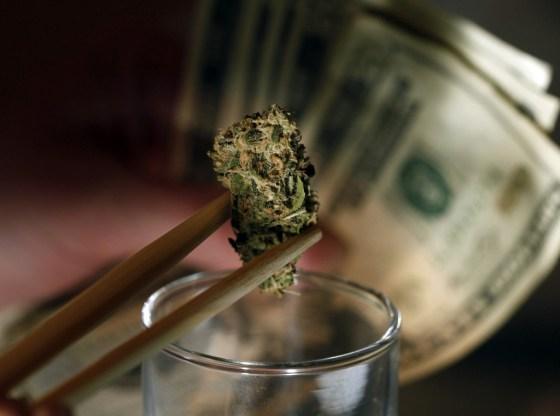 Marijuana Sales to Start in Three States in 2018