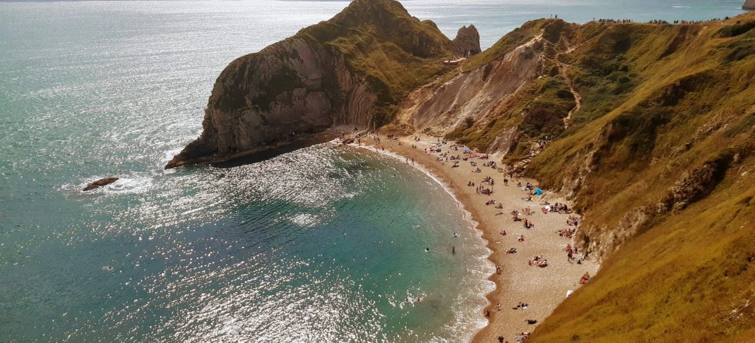 Durdle door | How to save money and the planet buying natural skincare