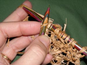 knitting-grass