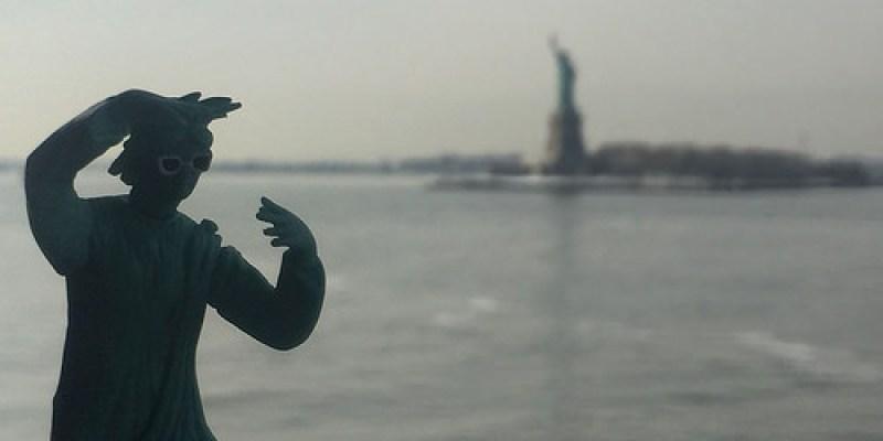 【紐約】免費欣賞自由女神!Staten Island Ferry