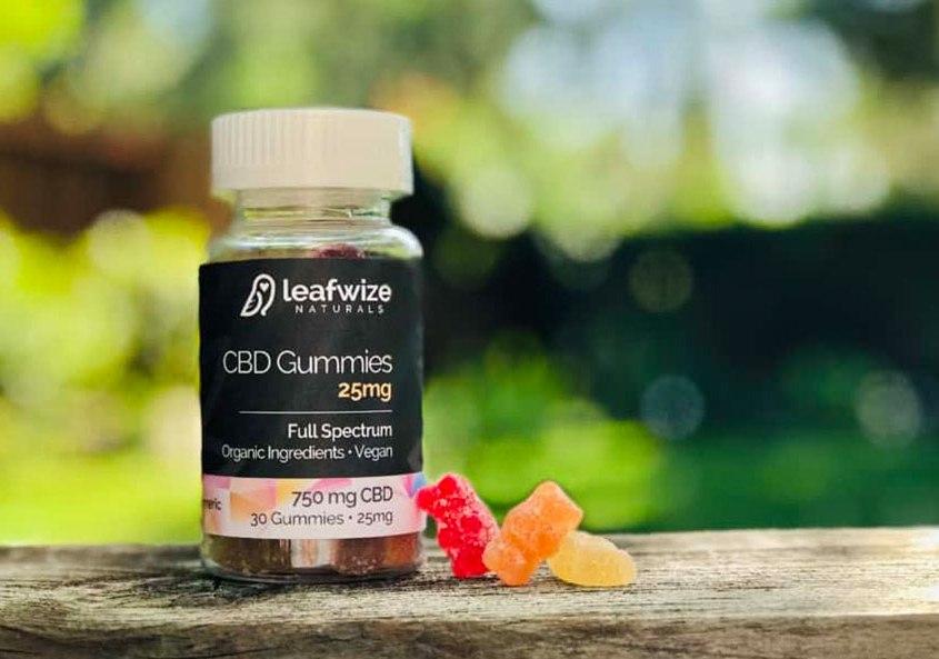 CBD gummy gummies hemp extract 25mg