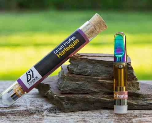 Harlequin CBD Vape Cartridge