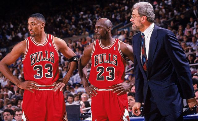 Today in history: Michael Jordan and the Bulls win their sixth ...