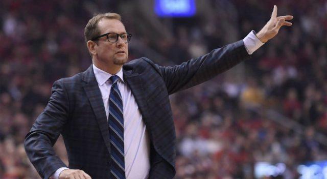 How Raptors coach Nick Nurse went from dorm-room floors to NBA Finals