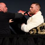 Dana White: Furious at UFC superstar and former champion Conor McGregor