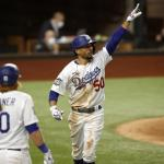 MV3: Dodgers Three Former MVPs Shine in Game 1 Victory