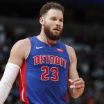 Several Teams Have Reached Out to the Pistons About Blake Griffin