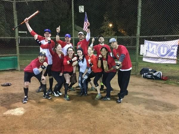 Portland Adult Softball Leagues, Co-ed Slow Pitch Softball ...