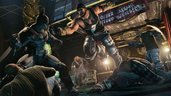 Batman: Arkham Origins Review | League of Mediocre Gamers