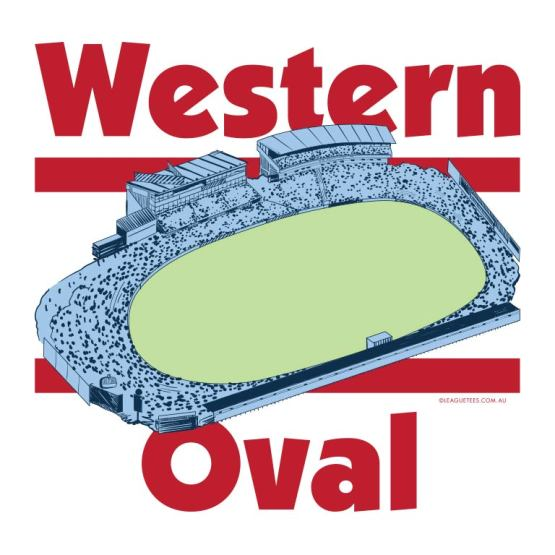 Western Oval Football Ground