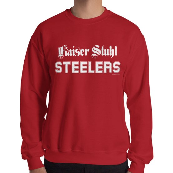 illawarra steelers retro sweater