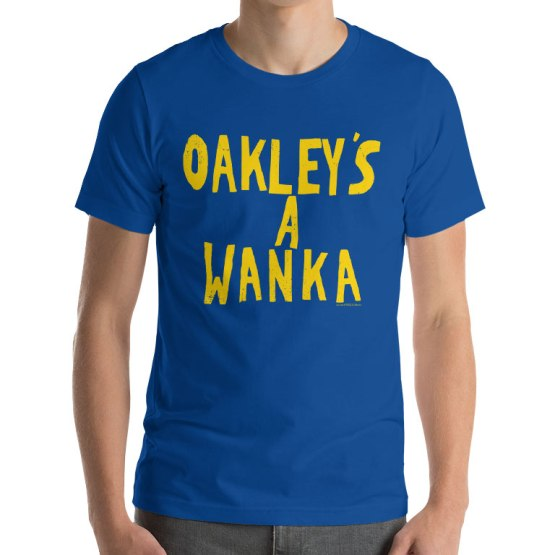 up yours oakley t-shirt