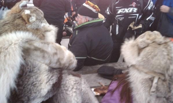 Coyote Skin Hat