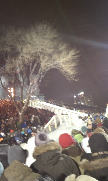 RedBull Crashed Ice 2012