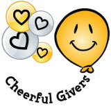 Cheerful Givers Valentines