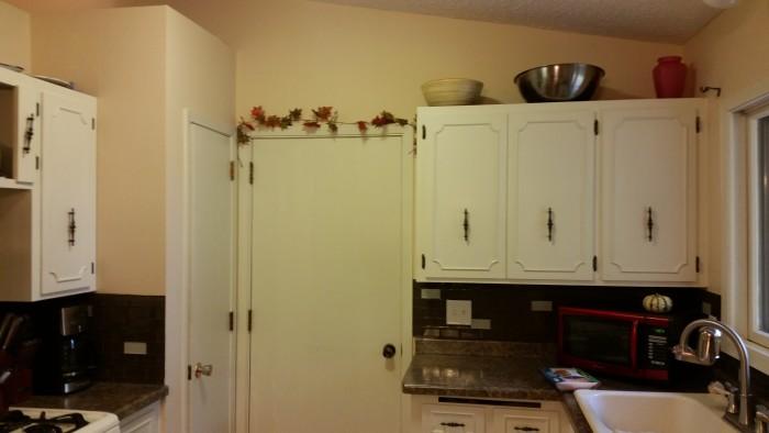 fall festive kitchen