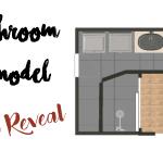Bathroom Remodel: Full Reveal!
