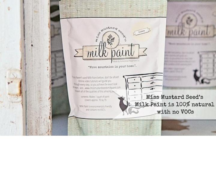 miss mustard seeds linen milk paint