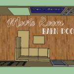 DIY Wood Barn Door