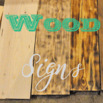 DIY Handmade Signs #3