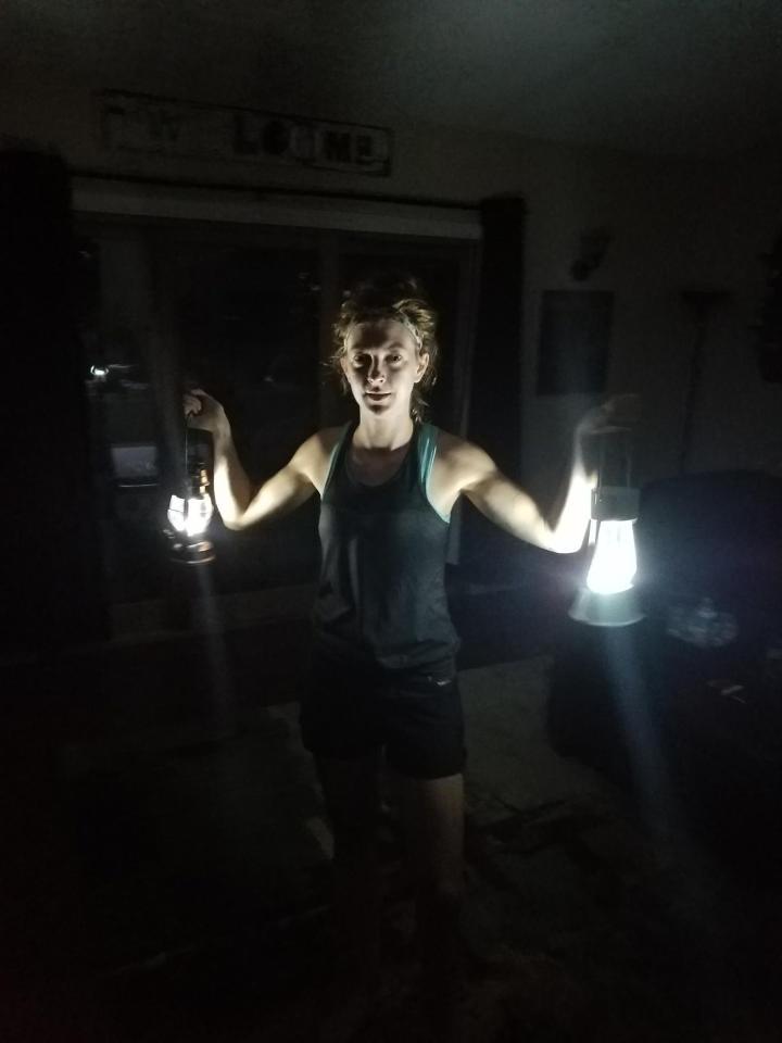 lanterns tornado