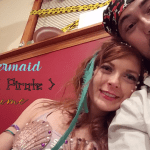 Pirate and Mermaid Halloween Costume