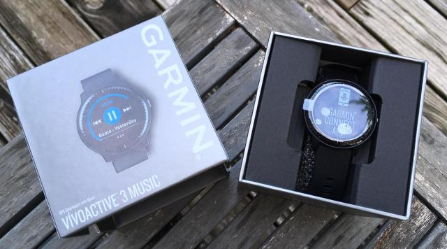 Vivoactive 3 Music review: This Garmin smartwatch is a great