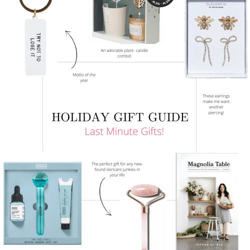 Last Minute  Holiday Gifts   Gift Guide 2020