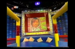 This is my face blown op on the CITV studio big screen for DARE!