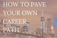 As millennials, we're more and more often ditching the traditional career path and pursuing multiple interests at once. The best part is, we can! It's what makes us unique and not an anonymous worker in a big company. But, ditching a traditional career path can have it's challenges, too! Don't let them stop you. Abandom the structure and thrive on your own. Here's how.