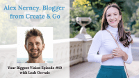 Alex started Avocadu with his teammate Lauren McManus in hopes that they could escape the 9-5 grind. A few years later and they have built Avocadu and their other blog, Create & Go, to earn six figures per MONTH and allows them to work anywhere. Click through to hear Alex's story and advice.