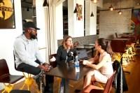Leah Gervais interviews two of the founders of the Sherman Phoenix, Juli Kaufmann and Maanaan Sabir
